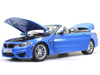 BMW M4 Convertible 1:18 Paragon diecast Scale Model Car
