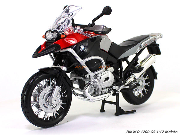 BMW R 1200 GS 1:12 Maisto diecast Scale Model bike