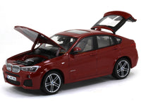BMW X4 F26 1:43 Herpa diecast Scale Model Car