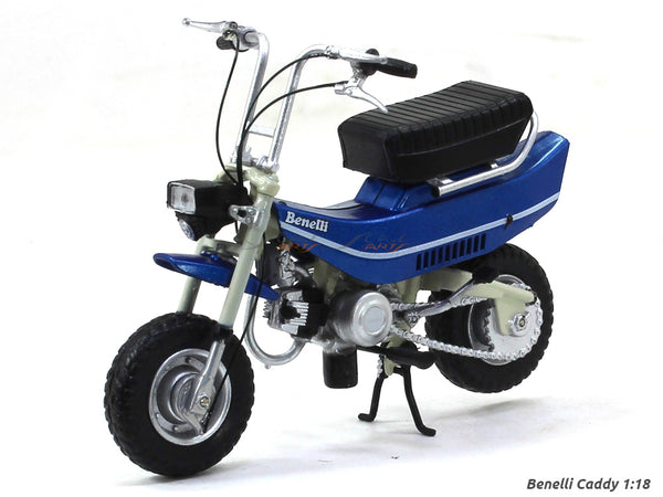 Benelli Caddy 50 1:18 Leo Models diecast scale model bike
