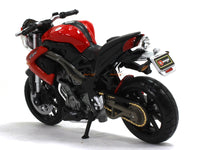 Benelli TNT R160 1:18 Bburago diecast scale model bike