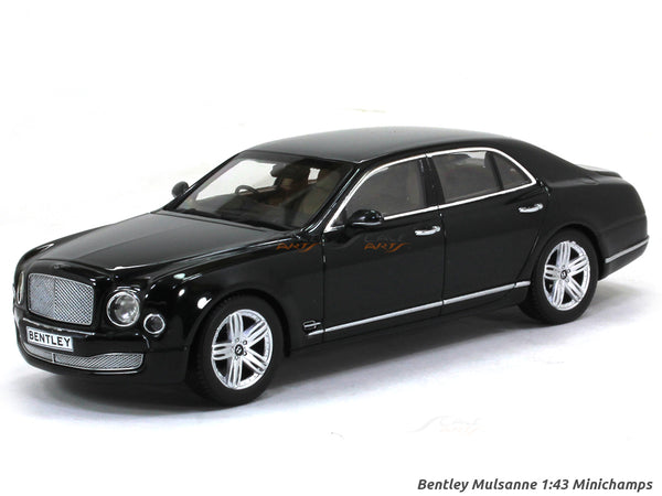 Bentley Mulsanne 1:43 Minichamps diecast Scale Model Car