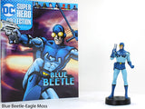 Blue Beetle 1:16 Eaglemoss Figurine DC Super Hero Collection