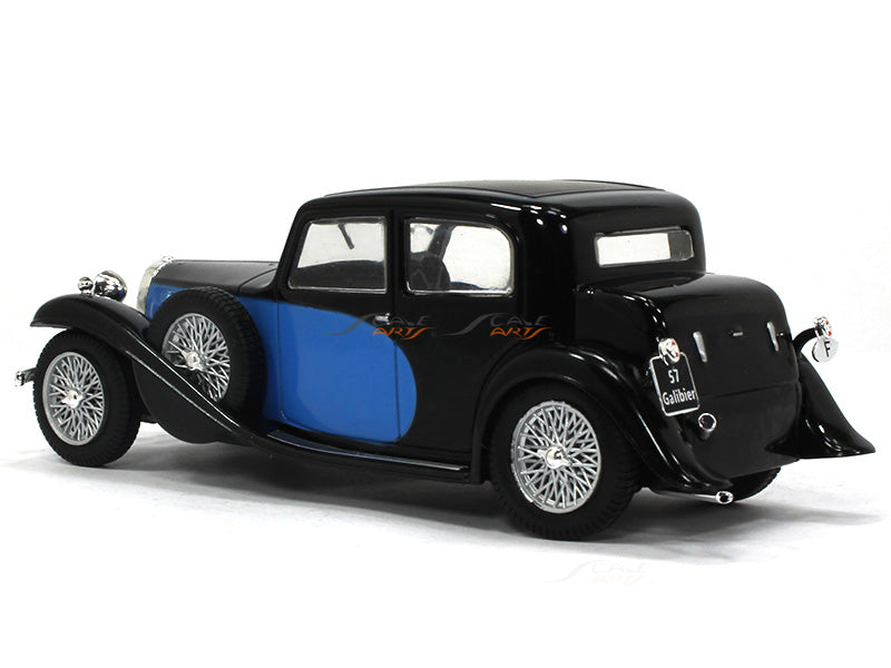 Bugatti 57 Galibier 1 43 Whitebox Diecast Scale Model Car