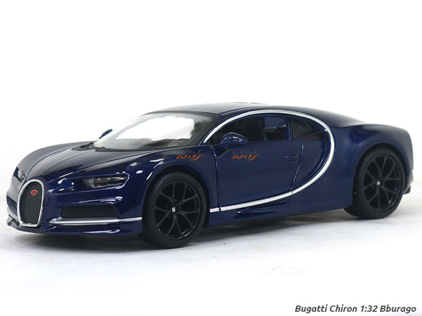 Bugatti Chiron 1:32 Bburago diecast Scale Model Car