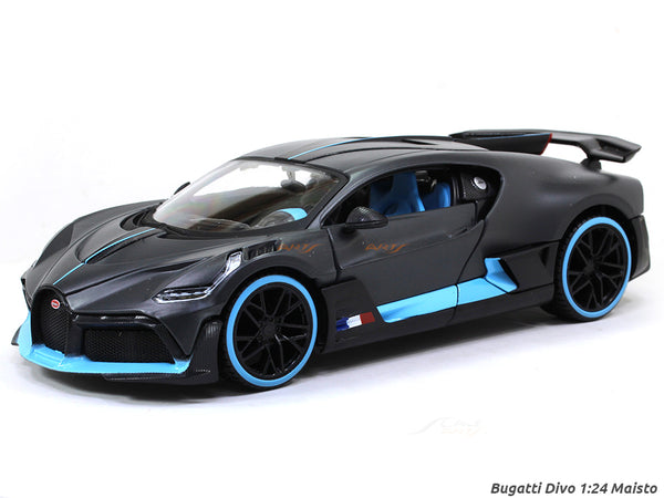 Bugatti Divo 1:24 Maisto diecast Scale Model car