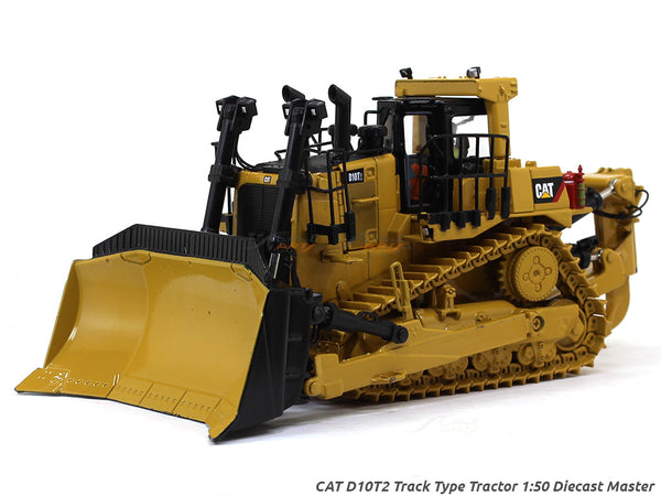 CAT D10T2 Track Type Tractor 1:50 Diecast Master scale model