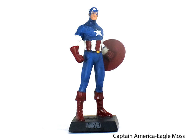 Captain America 1:16 Eaglemoss Marvel Avengers