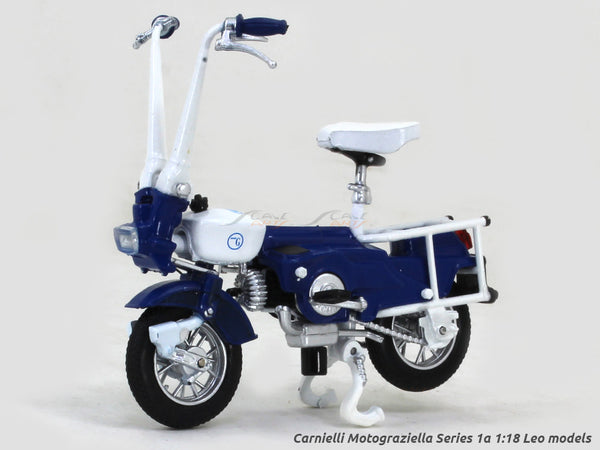 Carnielli Motograziella Series 1a 1:18 Leo Models diecast scale model bike
