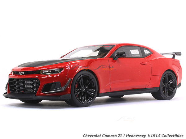 Chevrolet Camaro ZL1 Hennessey 1:18 LS Collectibles scale model car