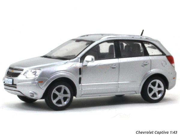 Chevrolet Captiva 1:43 diecast Scale Model car