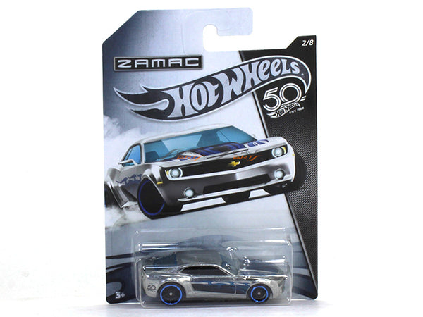 Chevrolet Camaro Concept Zamac 1:64 Hotwheels diecast Scale Model car