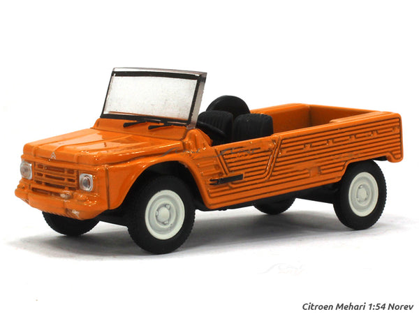 Citroen Mehari 1:54 Norev diecast scale model car