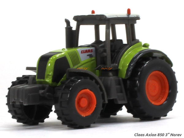 "Claas Axion 850 1:54 3"" Norev Diecast miniature scale Model"