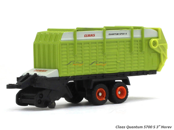 "Claas Quantum 5700 S 1:54 3"" Norev Diecast miniature scale Model"