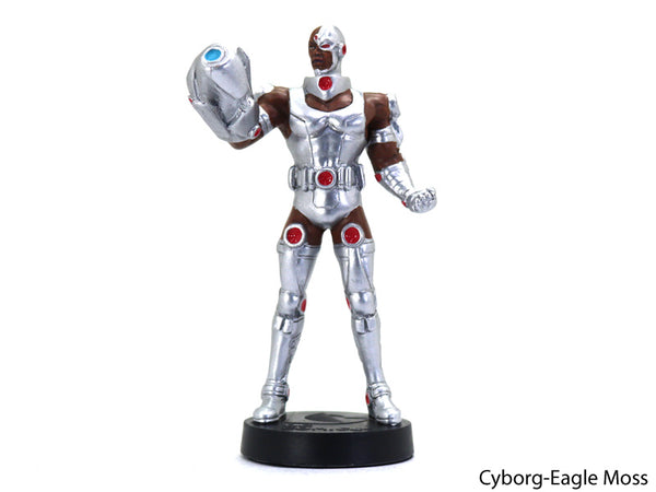 Cyborg 1:16 Eaglemoss Figurine DC Super Hero Collection