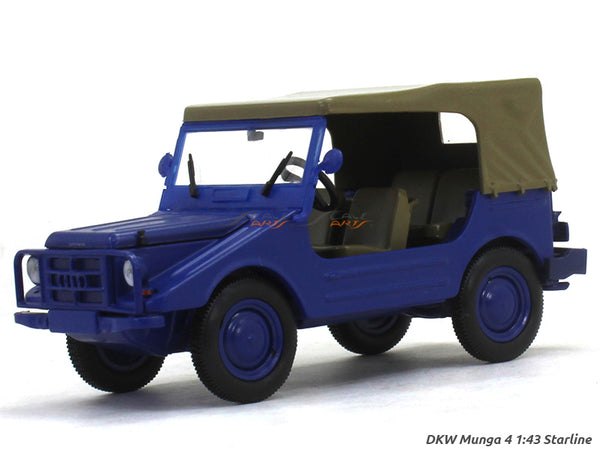 DKW Munga 4 1:43 Starline diecast Scale Model Car