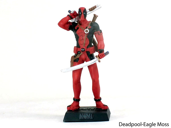 Deadpool 1:16 Eaglemoss Figurene Marvel Avengers