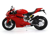 Ducati 1199 Panigale blister pack 1:18 Maisto diecast scale model bike