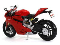 Ducati 1199 Panigale 1:18 Maisto diecast scale model bike
