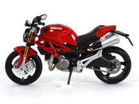 Ducatti Monstar 696 1:12 Maisto diecast Scale Model bike