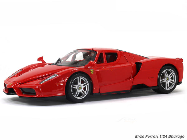 Enzo Ferrari 1:24 Bburago diecast Scale Model car