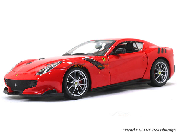 Ferrari F12 TDF 1:24 Bburago diecast Scale Model car