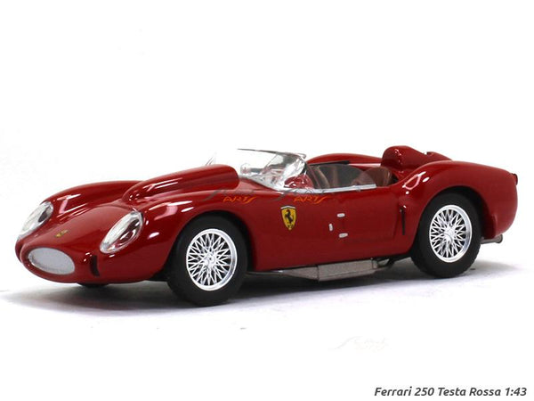 Ferrari 250 Testa Rossa 1:43 diecast Scale Model Car