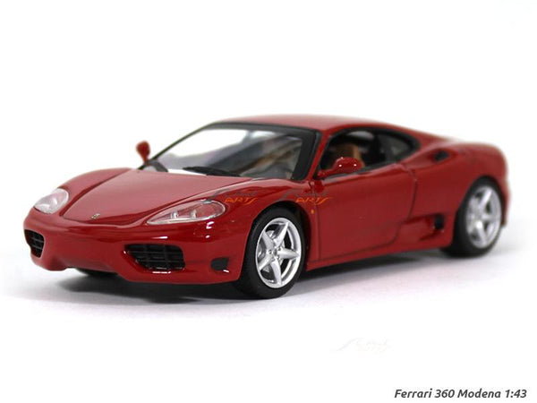 Ferrari 360 Modena 1:43 diecast Scale Model Car