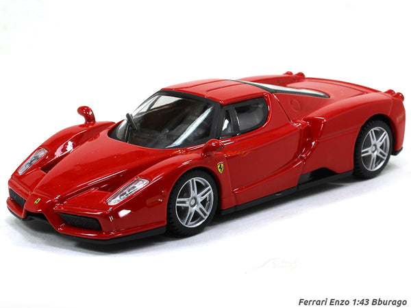 Enzo Ferrari 1:43 Bburago diecast Scale Model car