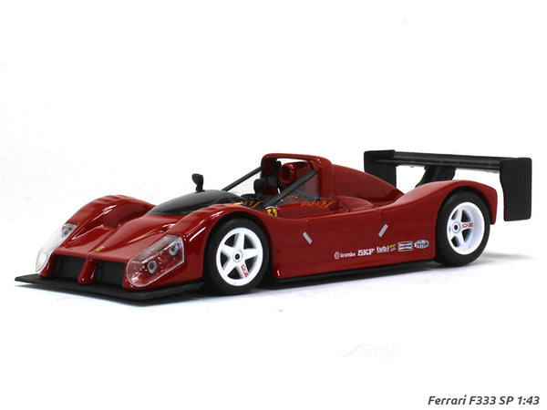 Ferrari F333 SP 1:43 diecast Scale Model Car
