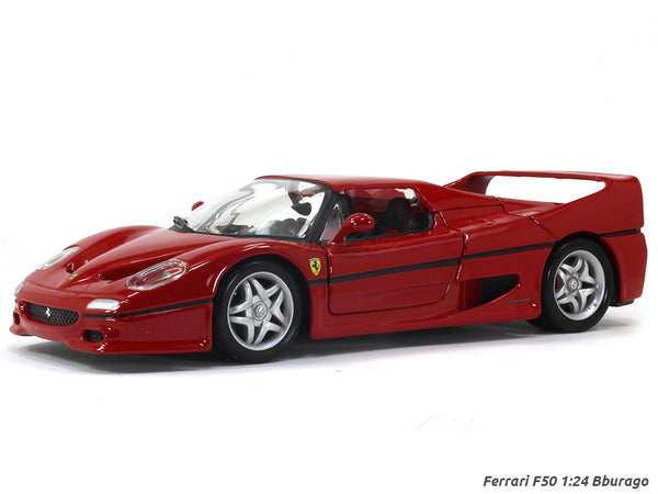 Ferrari F50 1:24 Bburago diecast Scale Model car