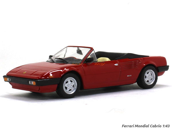 Ferrari Mondial Cabrio 1:43 diecast Scale Model Car