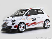 Fiat Abarth 500 1:24 Bburago diecast Scale Model car