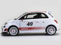 Fiat Abarth 500 Assetto Corse 1:24 Bburago diecast Scale Model car