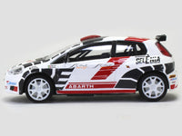 Fiat Abarth Grande Punto S2000 1:43 Bburago diecast Scale Model car