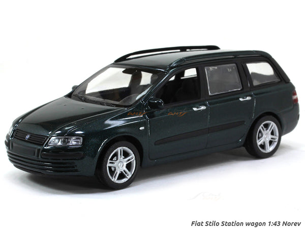 Fiat Stilo Station wagon 1:43 Norev diecast Scale Model car