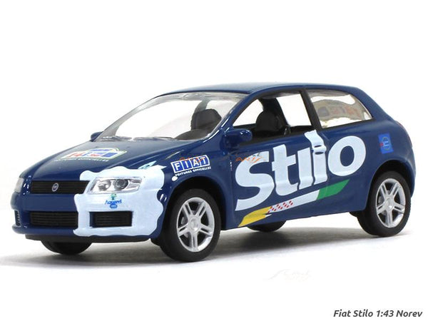 Fiat Stilo 1:43 Norev diecast Scale Model Car