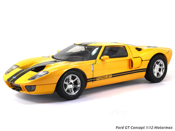 Ford GT Concept 1:12 Motormax diecast scale model car
