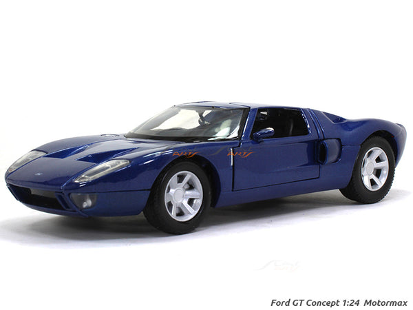 Ford GT Concept  1:24 Motormax diecast scale model car
