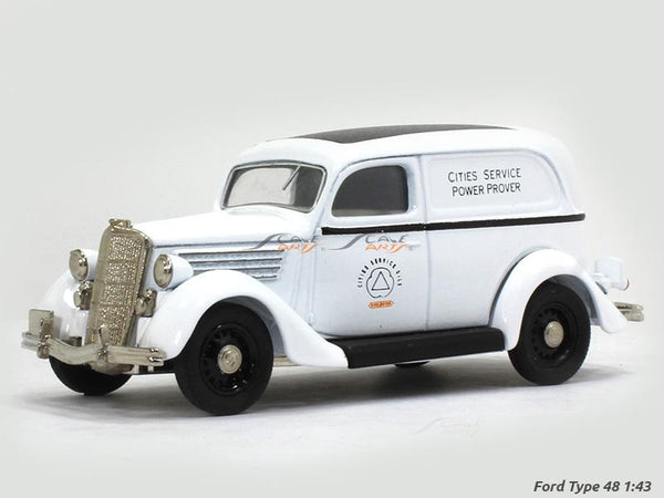 Ford 35 Type 48 1:43 diecast Scale Model Car