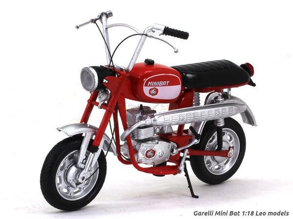 Garelli Mini Bat 1:18 Leo Models diecast scale model bike