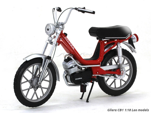 Gilera CB1 1:18 Leo Models diecast scale model bike