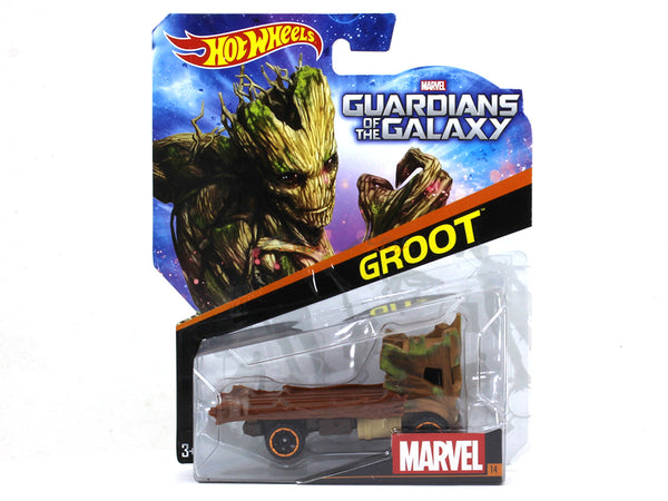 Groot 1:64 Hotwheels diecast Scale Model car