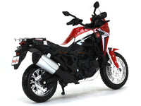 Honda Africa Twin DCT 1:18 Maisto diecast scale model bike