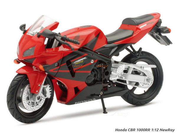 Honda CBR 1000RR 1:12 NewRay diecast Scale Model bike