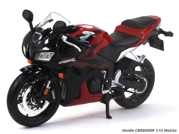 Honda CBR600RR 1:12 Maisto diecast Scale Model bike
