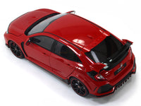 Honda Civic Type R Red 1:18 LCD models diecast scale car