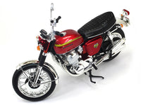 Honda Dream CB750 Four 1:12 LCD / Aoshima diecast Scale Model bike