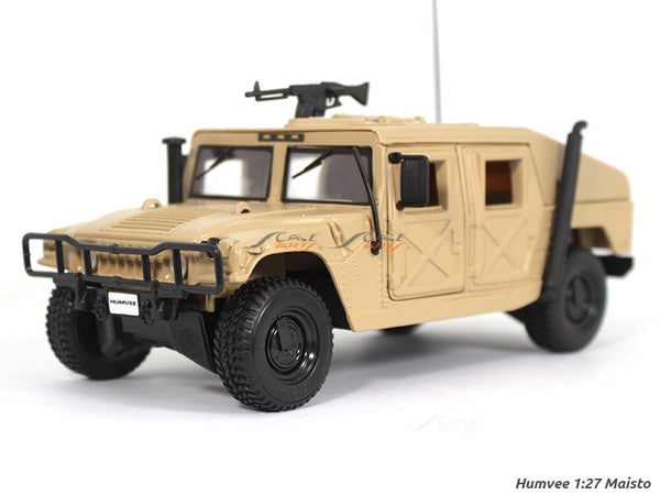Humvee 1:27 Maisto diecast Scale Model car